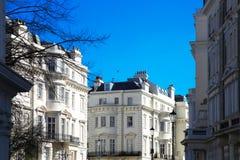 Современный фасад на солнечный день Стоковое Фото