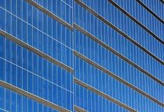 Современный фасад офисного здания highrise Стоковое Фото