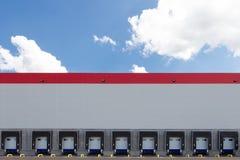 Современный центр снабжения Стоковые Изображения RF