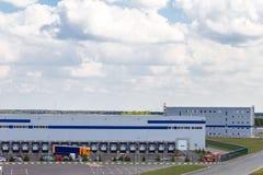 Современный центр снабжения Стоковая Фотография RF