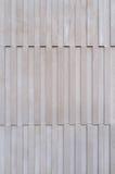 Современный чистый каменный фасад Стоковое Фото