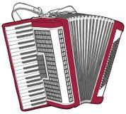согласие аккордеони бесплатная иллюстрация