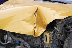 Автокатастрофа стоковое фото