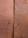 Согнутый ноготь Стоковая Фотография RF