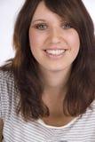 содружественная девушка предназначенная для подростков Стоковое Изображение