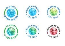 содружественный озон Стоковая Фотография