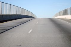 соединение загородки моста цепное Стоковые Изображения