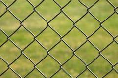 соединение изображения загородки предпосылки цепное Стоковое Изображение RF