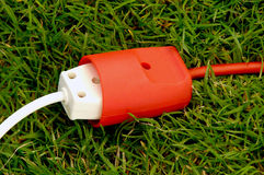 соединение электрическое стоковая фотография rf