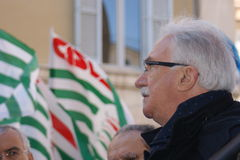 соединение raffaele руководителя bonanni итальянское Стоковое фото RF