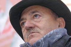 соединение uil luigi руководителя angeletti итальянское Стоковое фото RF