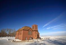 соединенная старая церков Стоковое Фото