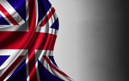 соединенное королевство флага Флаги соотечественников поворачивать страны мира стоковая фотография rf