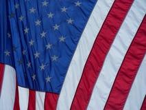 соединенные государства флага америки Стоковые Изображения RF