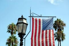 соединенные государства флага америки Стоковое Изображение