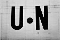 соединенные нации Стоковое Изображение RF