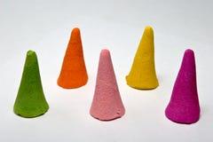 соединенный конус цвета Стоковое Изображение RF