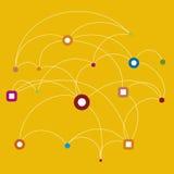 соедините вектор бесплатная иллюстрация