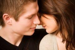 соедините детенышей влюбленности Стоковое Изображение RF