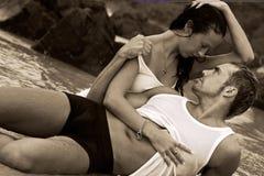 соедините сексуальное Стоковое Изображение