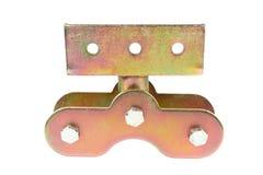 Соедините стальной подшипник роликов двери сползая строба колеса Стоковое Изображение RF