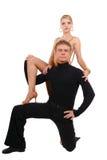 соедините танцы Стоковые Изображения RF