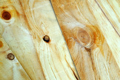 соединяет древесину Стоковые Фотографии RF