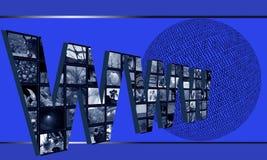 соединяться гловальный Стоковые Фотографии RF