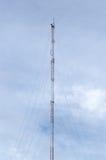Соединение башни черни Стоковые Фото