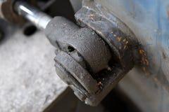 Соединение поршеня Hydrolic Стоковое Изображение RF
