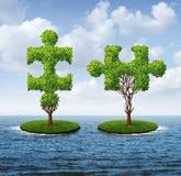 Соединение роста Стоковое Изображение