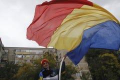 Соединение Румыния и Молдавия в марте Стоковые Изображения RF