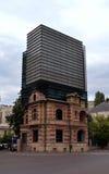 Соединение румынских архитекторов строя, Бухарест, Румыния Стоковая Фотография