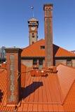 соединение станции Орегона portland Стоковые Фотографии RF