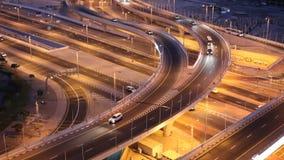 Соединение шоссе акции видеоматериалы