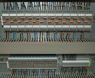 Соединение электричества Стоковая Фотография