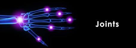 Соединения руки бесплатная иллюстрация