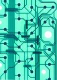 соединения цепи доски Стоковые Фотографии RF