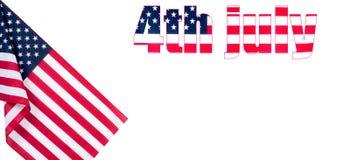 соединенные государства флага американский символ независимость grunge дня предпосылки ретро Стоковые Фото