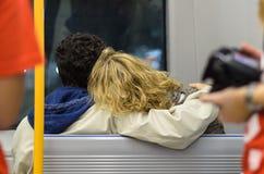 соедините влюбленность Стоковые Фото