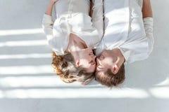 соедините детенышей влюбленности Стоковое Фото
