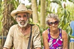 соедините пожилых людей Стоковое Изображение