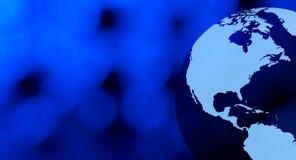 Соедините предпосылку мира Стоковая Фотография RF