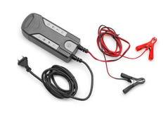Соединительный кабель заряжателя батареи Стоковые Фотографии RF
