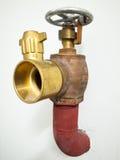 Соединитель пожарного рукава для многоэтажных зданий (крытых) Стоковое Изображение RF