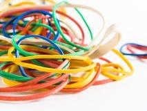 соединяет цветастую резину Стоковая Фотография RF
