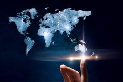Соединять весь свет стоковое фото rf