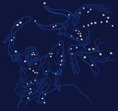 созвездия сражения Стоковая Фотография RF