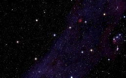 Созвездие Monoceros Стоковые Фото