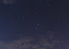 созвездие orion Стоковая Фотография RF